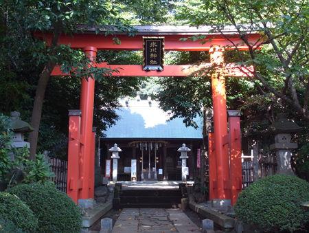 東新町氷川神社0