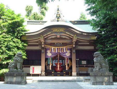 雑司が谷大鳥神社2