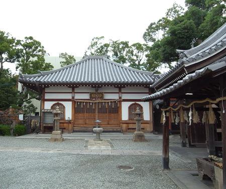広済寺・妙見堂