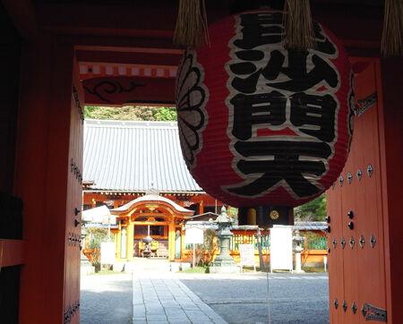 毘沙門堂門跡5