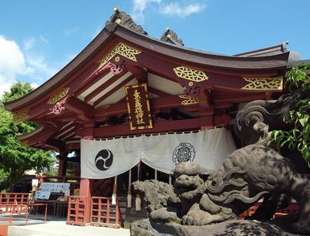 スサノオ神社