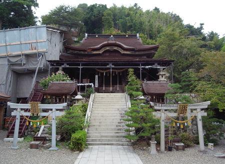 竹生島神社0