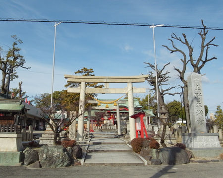 上野天満宮2