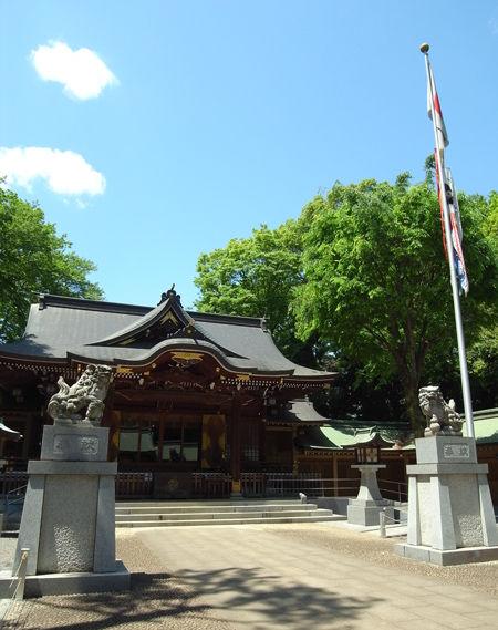 八幡神社・荻窪8