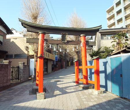 氷川神社・鳩ヶ谷9