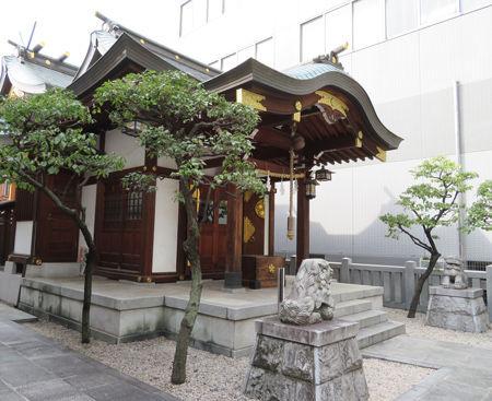 北野神社・牛込7