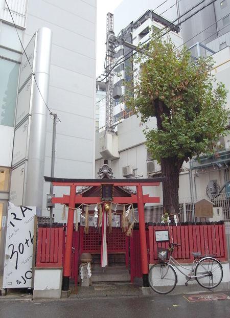 綱敷天神・歯神社0