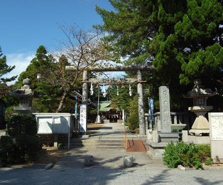 乃木神社・下関