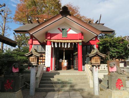氷川神社・元郷8
