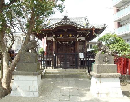 新田神社・氷川神社1