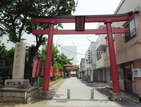 穴守稲荷神社・参道