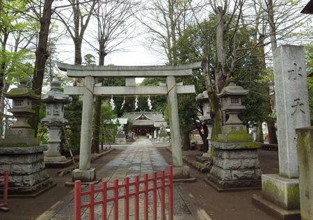 清瀬・日枝神社水天宮8