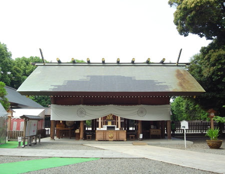 阿佐ヶ谷神明宮1