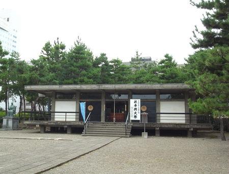 福井神社・拝殿