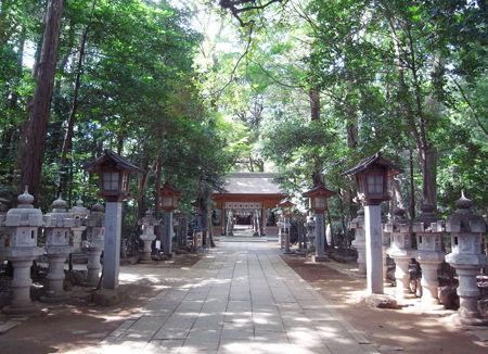駒木諏訪神社1