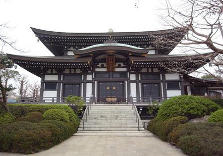 円融寺・阿弥陀堂