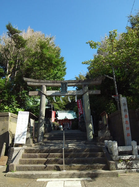 海南神社1