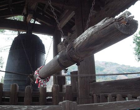 円覚寺151223洪鐘