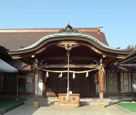 琴平神社・柿生1