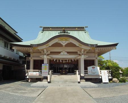 岡山神社1