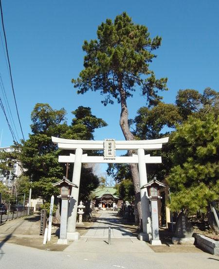 菊田神社7