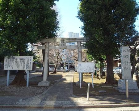 北野八幡神社7
