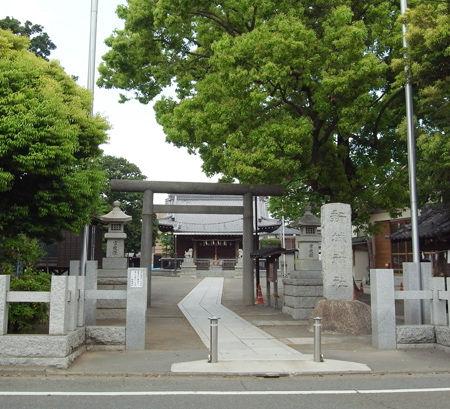 溝口神社・新城神社9