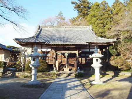 35珊瑚寺・本堂
