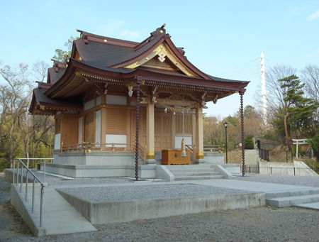 琴平神社・柿生2