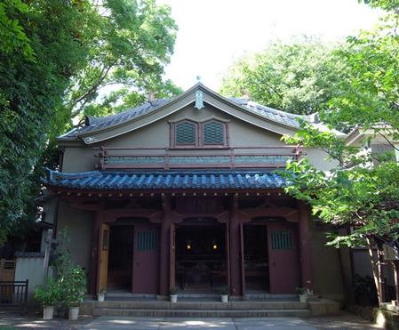 品川寺・本堂