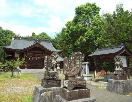 伊射奈美神社・6