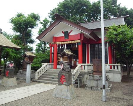 氷川神社・元郷6