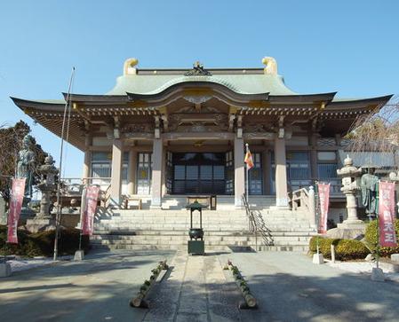 多聞寺・本堂