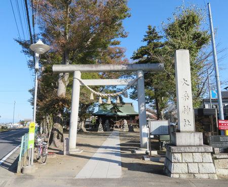 大桑神社0