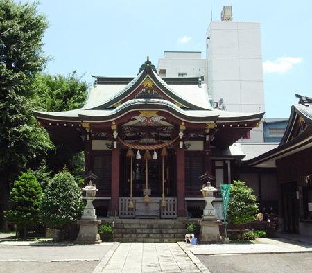 柏神社・02