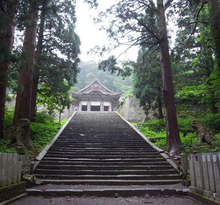大神山神社・奥宮8
