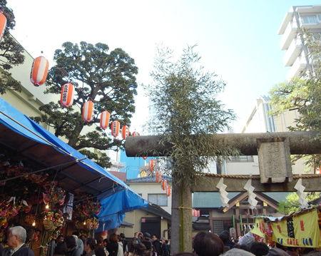 大鳥神社・練馬6
