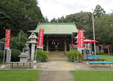 氷川八幡・新倉6