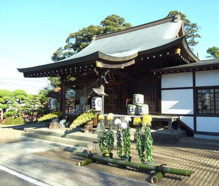 埴生神社1