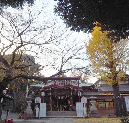 居木神社2