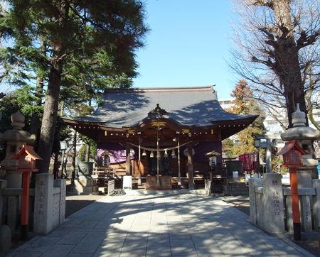 草加神社9