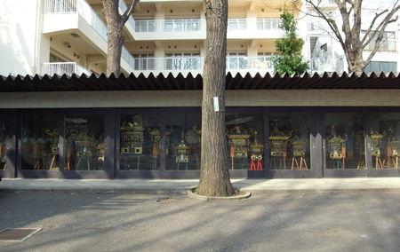 氷川神社・高円寺b