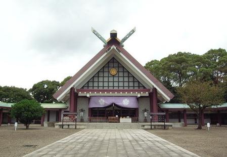 千葉県護国神社