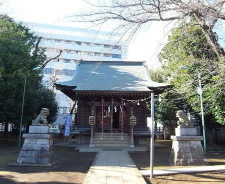 北野八幡神社9