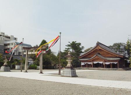 富山県護国神社8
