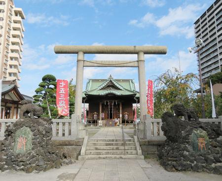 胡録神社7