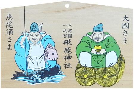 愛知・砥鹿神社