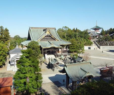 新勝寺釈迦堂
