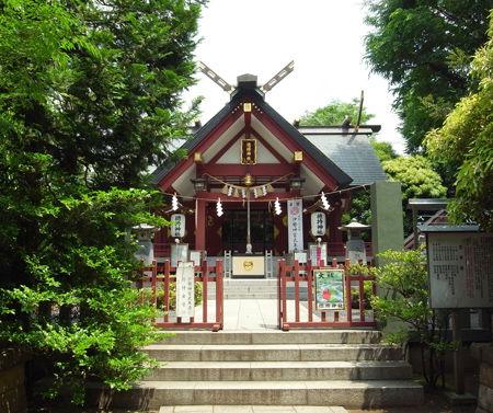 徳持神社2