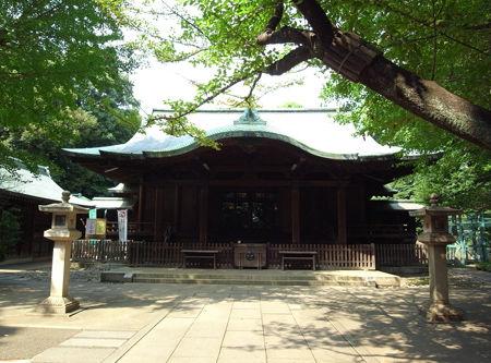 氷川神社・渋谷2
